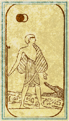 Дурак в Египетском Таро