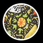 Таро Шут, Круг, разделенный на 8 частей
