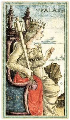 Сола-Буска, Королевы - Palas