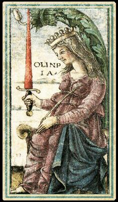 Сола-Буска, Королевы - Olinpia