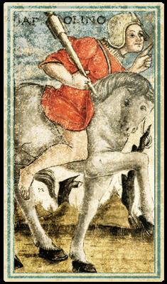 Сола-Буска, Рыцари - Apolino