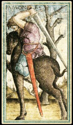 Сола-Буска, Рыцари - Amone