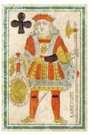Герои и Героини Славы: Ланселот