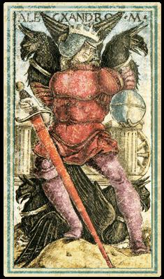 Сола-Буска, Король Мечей