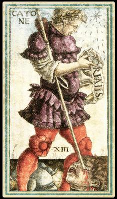 Сола-Буска, 13 карта