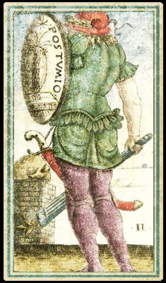 Сола-Буска, 2 Старший Аркан